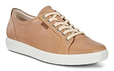 ECCO Womens Women's Soft 7 Fashion Sneaker, Powder, 36 EU/5-5.5 M US