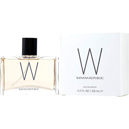 Banana Republic W by Banana Republic Eau De Parfum Spray 125 ml for Women (Republic Banana W)