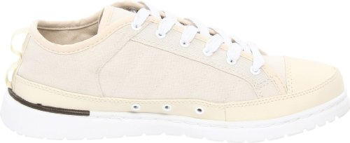 North Face Base Camp Womens Sneaker - Vintage White TNF White - UK 6.5