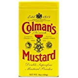 Colman's Dry Mustard Powder, 16 Ounce