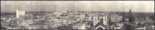 c1910 Panoramic view of San Antonio, Texas 42