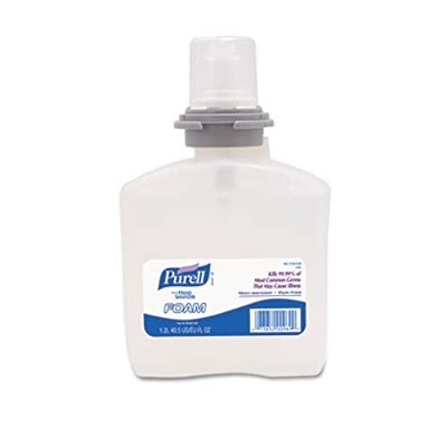 Cheap Gojo - Purell Foam Instant Hand Sanitizers Purell Inst Hand Sanitizer Foam 1.2 Ml Refill: 315-5392-02 - purell inst hand sanitizer foam 1.2 ml refill