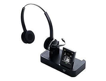 Jabra 9465-29-804-101 - Auriculares de diadema abiertos inalámbricos, negro: Gn: Amazon.es: Electrónica