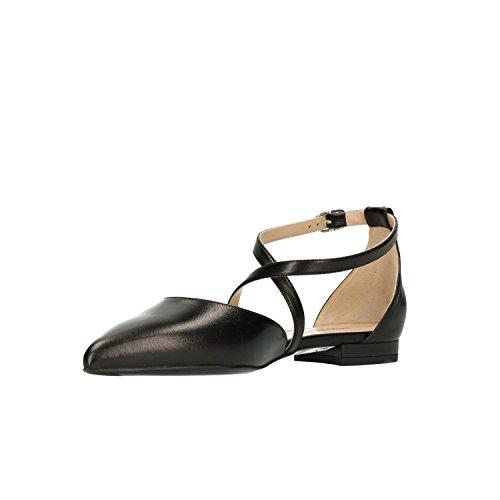 Nero Giardini Women's P805540DE Ballet Flats Black Black zs7tVU
