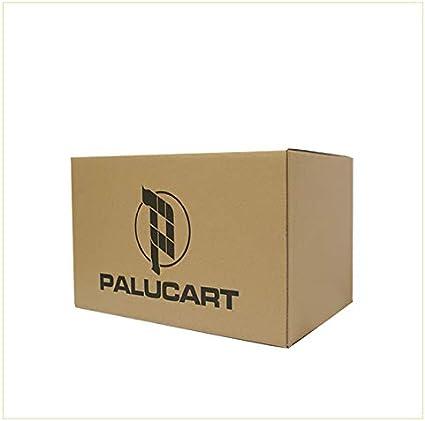 Palucart Caja de cartón de doble onda 10 cajas de cartón 60 x 40 x ...
