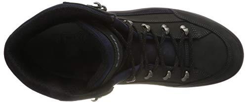 Mid Dark Expresso Navy Boots Grey Brown Boots M Men's Renegade US Hiking GTX D LOWA IwZHq7q
