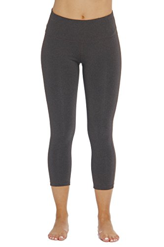 Cheap Just Love 401574-CHR-1X Yoga Capri Pants for Women