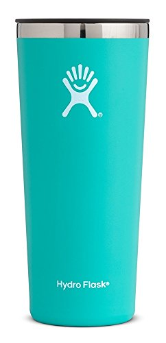 Hydro Flask 22 oz Double Wall Vacuum Insulated Stainless Steel Travel Tumbler Cup with BPA Free Press-In Lid, Mint