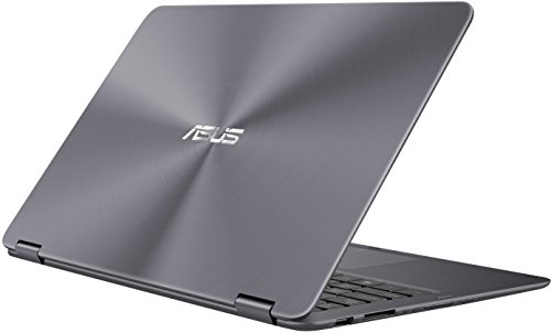 ASUS ZenBook Flip UX360CA-DBM2T 13.3 – inch Touchscreen Laptop (Intel Core M CPU,8 GB RAM,512 GB Solid State Drive,Windows 10)