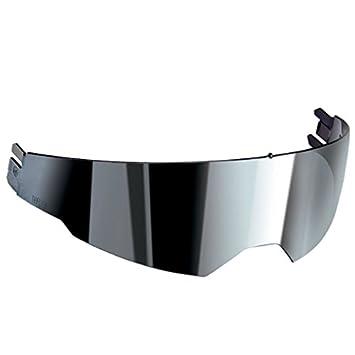 34980fb9 Amazon.com: AGV Horizon/Skyline/Stealth-SV/S4-SV Internal Sun Visor Shield (IRIDIUM  SILVER): Automotive