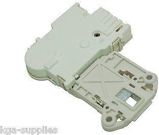 Genuino AEG ZANUSSI y puerta cerradura de bloqueo para lavadora ELECTROLUX 1249675131