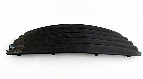 03 04 05 06 MERCEDES BENZ E CLASS E280 E320 E350 E500 W211 5 FIN CARBON FIBER FRONT GRILLE GRILL by CTG (Image #2)