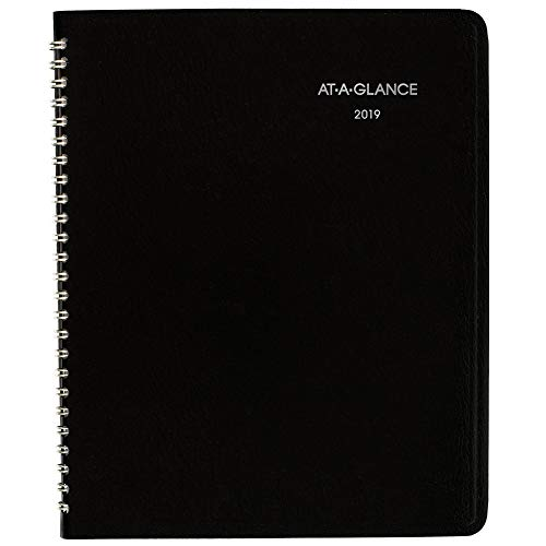 AT-A-GLANCE 2019 Monthly Planner, DayMinder, 7