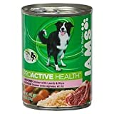 Iams Dog Ground Dinner With Lamb and Rice Canned, 1 Can