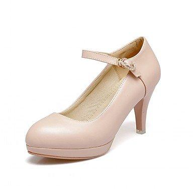 RTRY Mujeres Sandalias De Verano Caen Club Zapatos Zapatos Formales Comfort Novedad Oficina Exterior De Piel Sintética PU &Amp; Carrera Parte &Amp; Casual Vestido De Noche US3.5 / EU35 / UK2.5Big Kids