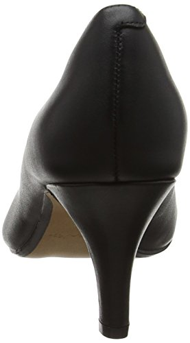 Femme fermé Escarpins Noir 2611106 Abe Arista Clarks Leather Black Bout nX1qRWYnv