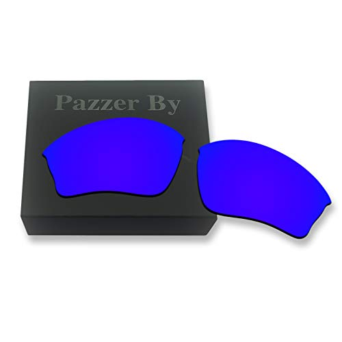 Polarized Replacement Lenses for Oakley Half Jacket XLJ Sunglasses - Purple Mirrored Coating
