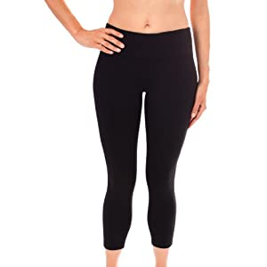 90 Degree By Reflex 22″ Yoga Capris – Yoga Leggings – Yoga Capris for Women