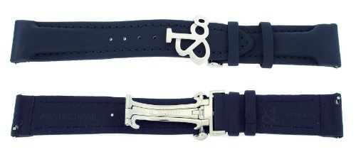 jacob-co-genuine-navy-blue-poly-rubber-band-strap-20mm-for-40mm-watch