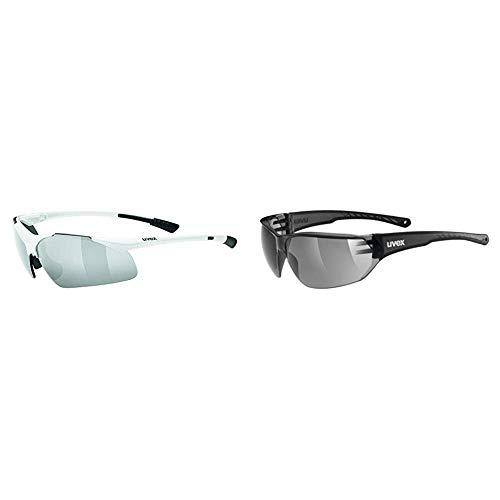 uvex Unisex – Erwachsene, sportstyle 223 Sportbrille