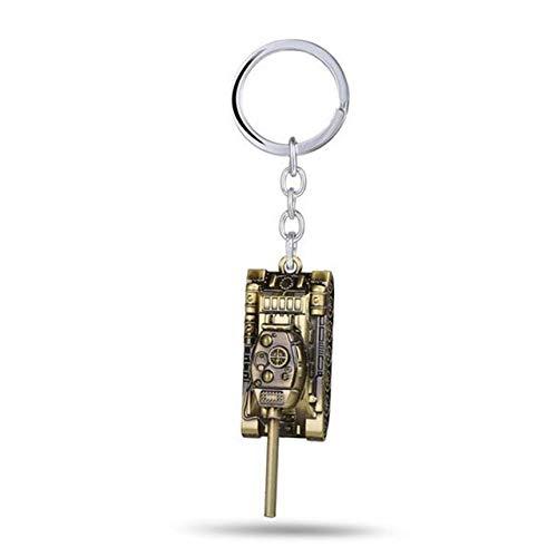 Amazon.com: Game Jewelry World Of Tanks Keychain Wot Metal ...