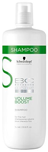 BC Bonacure VOLUME BOOST Shampoo, 33.81- Ounce ()