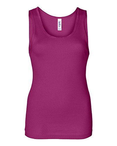 Ladies' Tank Top, Color: Red, Size: Small