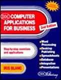 Computer Applications for Business, Blanc, Iris, 1562433210