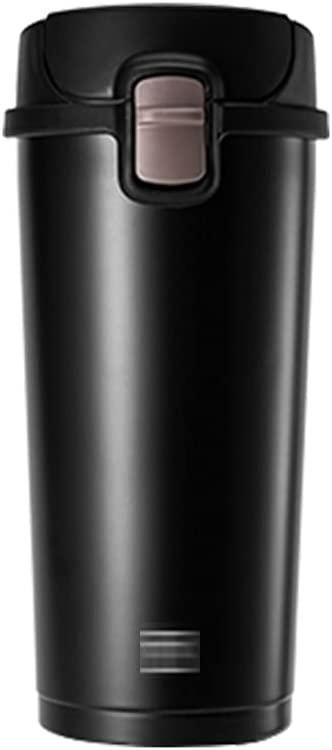 LYQ Pure Stainless Steel Double Wall Vacuum Insulated Sports Water Bottle - Keeps Drinks Cold for 24 Hours, Hot for 6 Hours