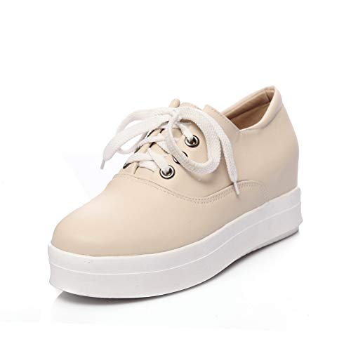 Beige Beige 36 Bout SDC05543 Ouvert AdeeSu Femme 5 AXqOw