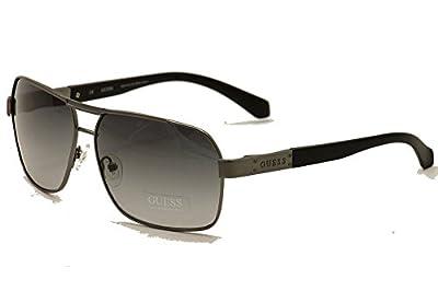 Guess 6751 Mens Designer Full-rim Gradient Lenses Sunglasses/Eyewear