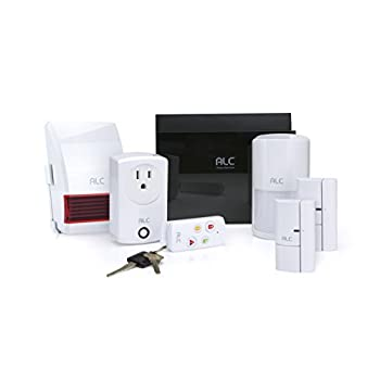 Image of ALC AHS616 Connect Home Wireless Security System DIY Self Monitoring System using the ALC Connect App on your Android or Apple (iOS) Phone or Tablet Security & Surveillance