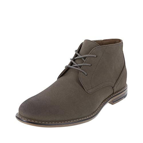 - Dexter Grey Suede Men's Sechura Chukka Boot 11 Regular