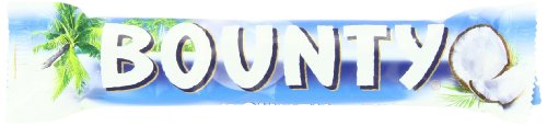 Bounty Chocolate Bars, 12-Count Bounty Milk Chocolate Bar
