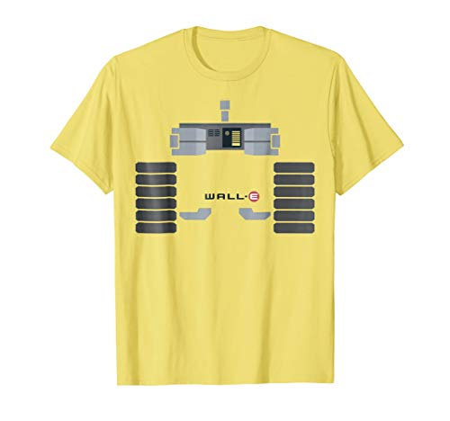 Disney Pixar Wall-E Halloween Costume Graphic T-Shirt