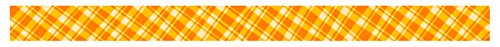 Creative Teaching Press Borders Golden Plaid (Woodland Friends) Border, Ctp (83911) -