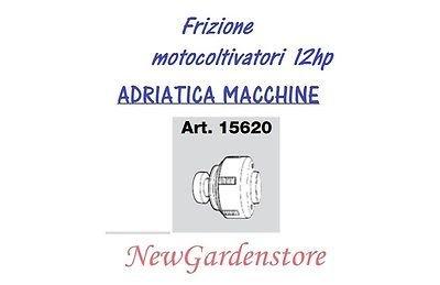 Embrague de discos multipli motocultor 12HP Adriatica 15620 ...