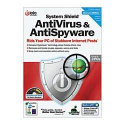 SYSTEM SHIELD ANTIVIRUS/ANTISPYWARE
