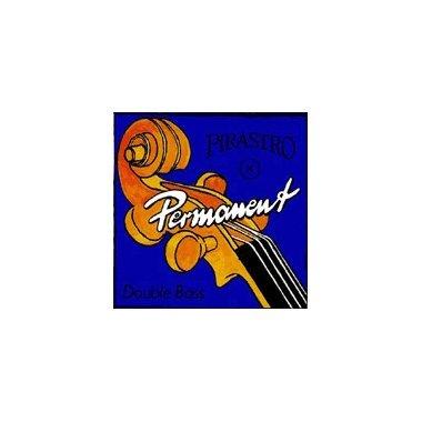 Pirastro Permanent Series Double Bass String Set 3/4 Set Orchestra