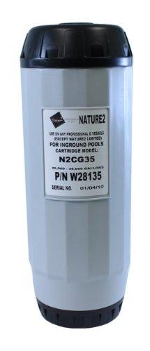 ZODIAC NATURE2 W28135 G Mineral Sanitizer Cartridge 25K-35K Gal Swimming Pool