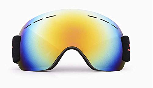 Ski goggles anti-fog and sand-proof large spherical glasses Male and female adult Mountaineering snow goggles