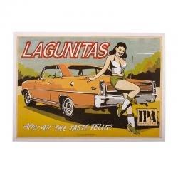 Lagunitas Brewing Company IPA - Nova Poster - -