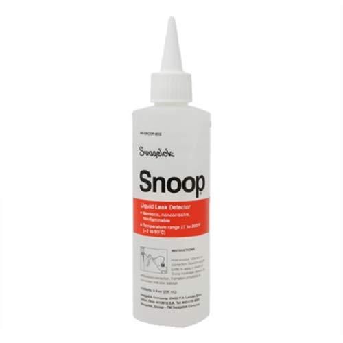 Snoop Leak 8OZ-Snoop Snoop Leak Detector, 8 oz.