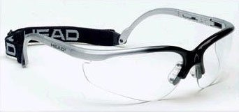 Head Pro Elite Racquetball Eyeguard Sport, Fitness, Training, Health, Exercise Gear, Shape UP by Sport4U