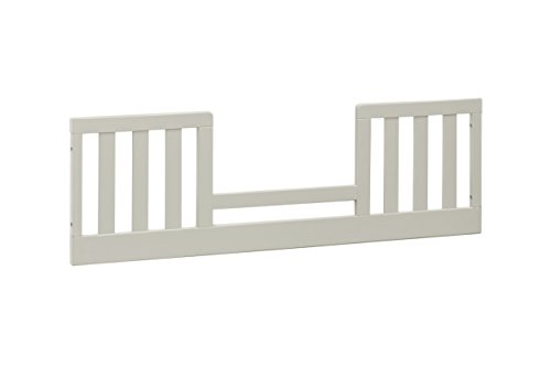 Million Dollar Baby Classic Toddler Bed Conversion Kit, Dove Grey