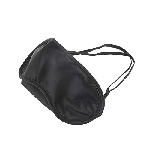 2 tappi per le orecchie maschera per gli occhi nero Pudincoco 1 set viaggio collo cuscino cuscino a forma di cuscino ufficio volo viaggiare collo resto morbido cuscino cuscino sanit/à