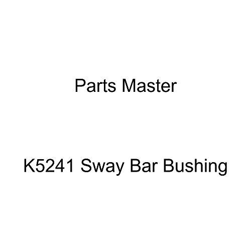 Parts Master K5241 Sway Bar Bushing