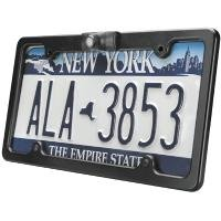 License Plate Frame with Integrated Color Camera CCDLF (Normal Image)
