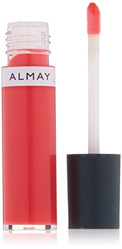 Almay Color + Care Liquid Lip Balm, Apricot Pucker