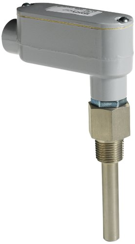 Siemens 536-767-25 Liquid Immersion Temperature Sensor, 100 Ohm Platinum RTD, 2.5-Inch (Immersion Temperature Sensor)